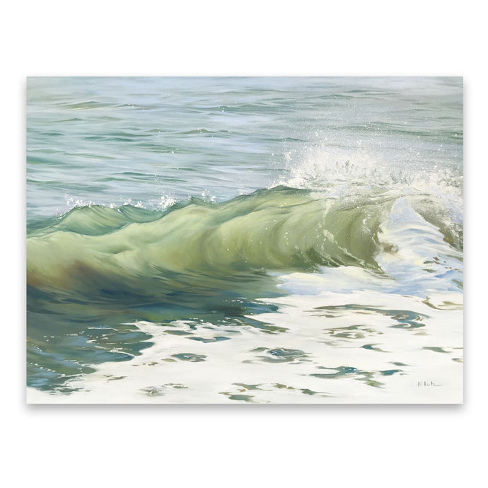 Opportunity | Ocean Wave Art Prints