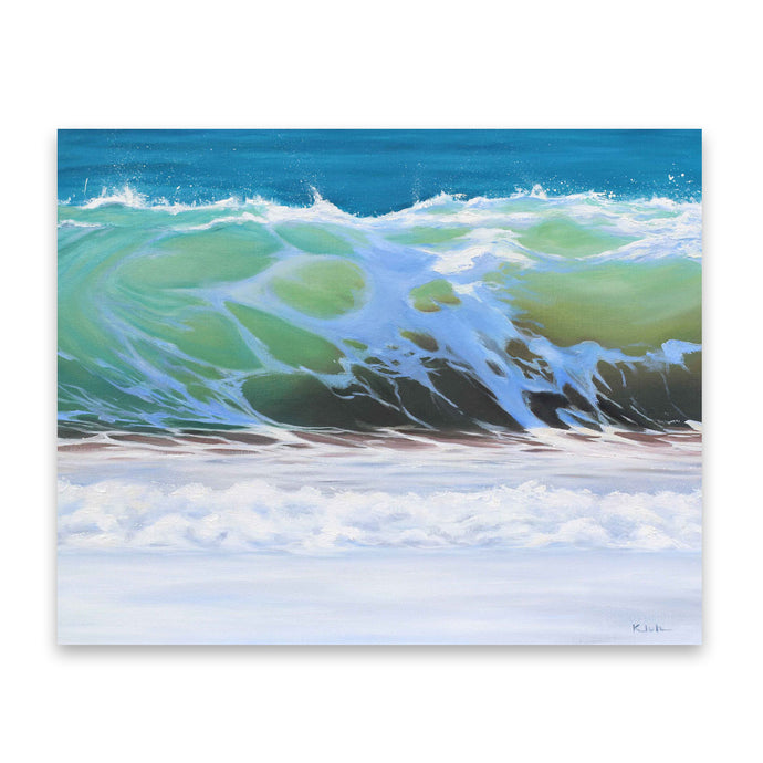 Shorebreak | Ocean Beach Art Prints