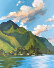 Trade Winds Fine Art by Julie Kluh French Polynesia Tahiti Artist