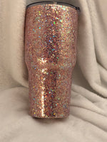 Pink Bling 40oz Insulated Tumbler