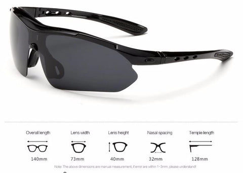 Cove - Polarized Sports Sunglasses, UNISEX SUNGLASSES,VisionPro Glasses - Best Eyeglasses and sunglasses