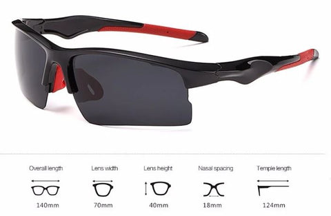 County - Polarized Sports Sunglasses, UNISEX SUNGLASSES,VisionPro Glasses - Best Eyeglasses and sunglasses