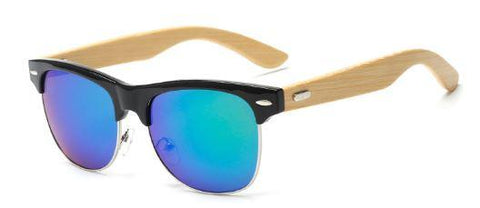 Akridge Bamboo, UNISEX SUNGLASSES,VisionPro Glasses - Best Eyeglasses and sunglasses