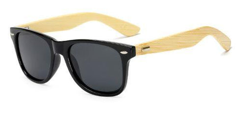 Wayfarer Wood - Polarized Sunglasses, UNISEX SUNGLASSES,VisionPro Glasses - Best Eyeglasses and sunglasses