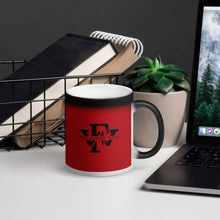 Load image into Gallery viewer, Matte Black Magic Mug