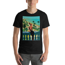 Load image into Gallery viewer, French Riviera Film Festival Short-Sleeve Unisex T-Shirt