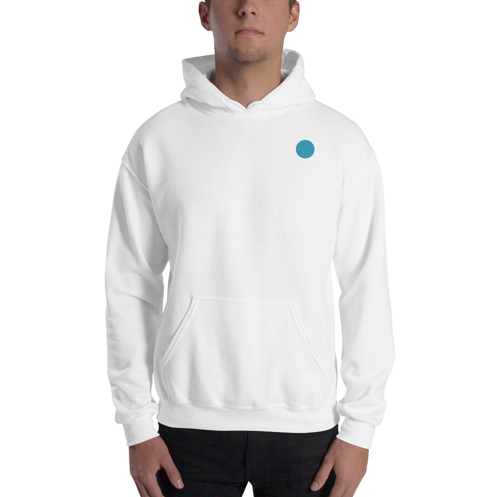 Hooded Sweatshirt-#NotOnMyEarth