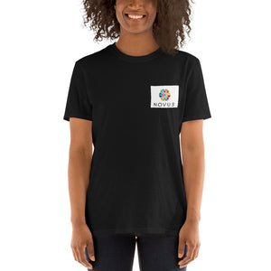 Short-Sleeve Unisex T-Shirt-Novus