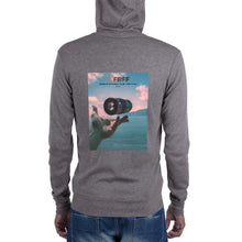 Load image into Gallery viewer, Unisex lightweight zip front hoodie