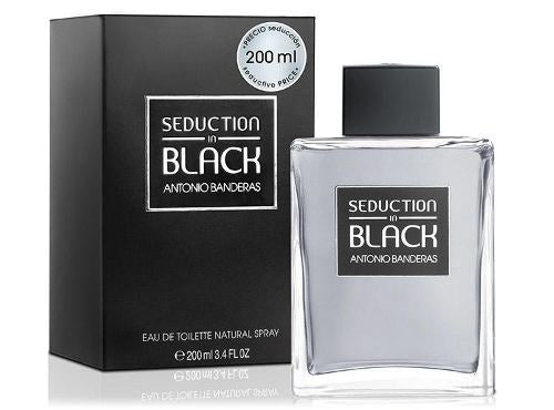 Antonio Banderas Seduction In Black 200 Ml
