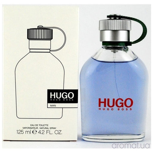 HUGO (CANTIMPLORA) VARON EDT 125 ML TESTER