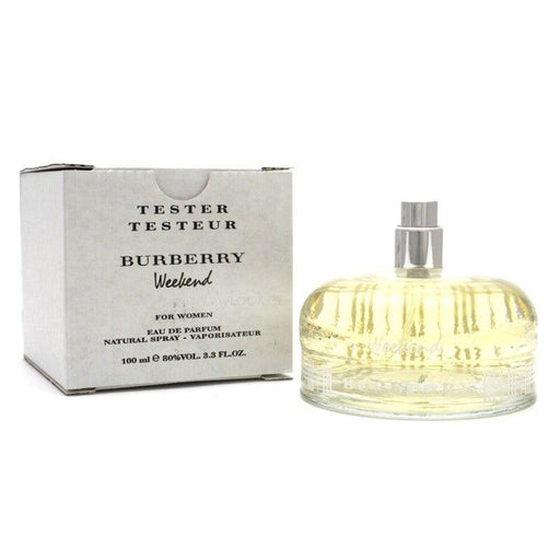 Tester Burberry Weekend Edp 100ml Mujer