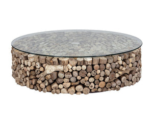 The Brickford Coffee Table