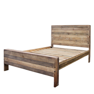 Campestre Modern Queen Bed