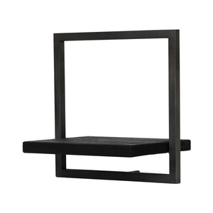 D-Bodhi Metal Frame Wall Box - Black, Type B (1/box)
