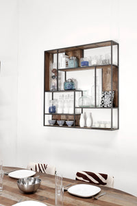 D-Bodhi Square Wall Rack
