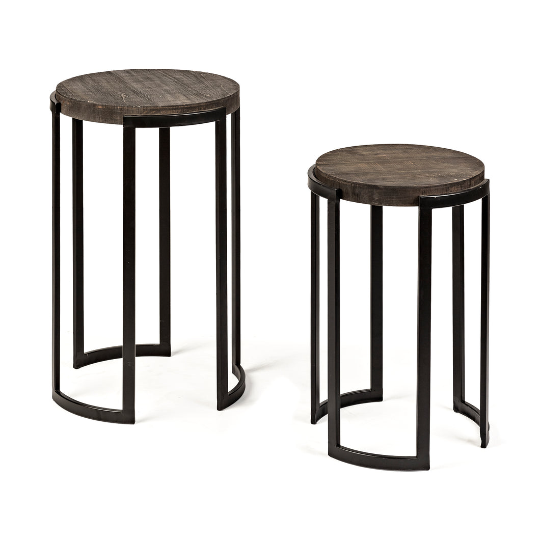 Damento Accent Table (Set of 2)