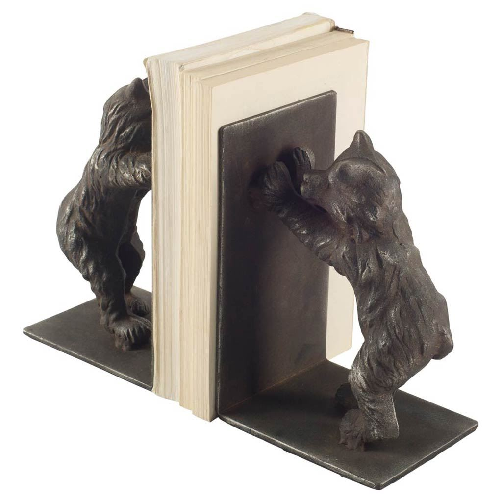 Perry Cub Bears Bookends (Set of Two)