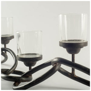Quinto Candle Holder