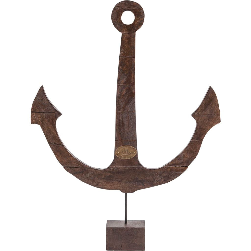 Yorkanna Wooden Anchor