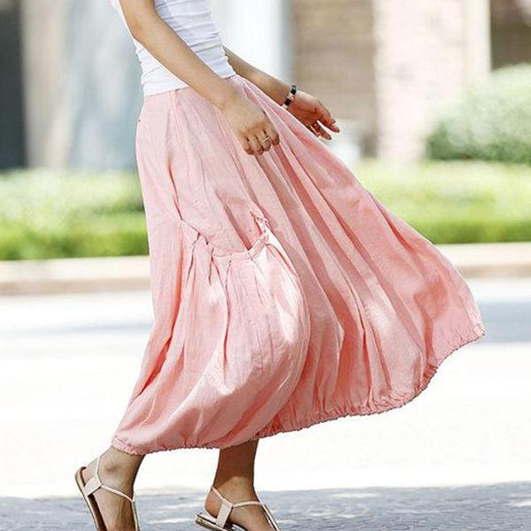 Women Casual Loose Wide Leg Pants