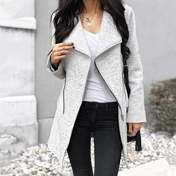 Women's Casual Elegant Trench Coats