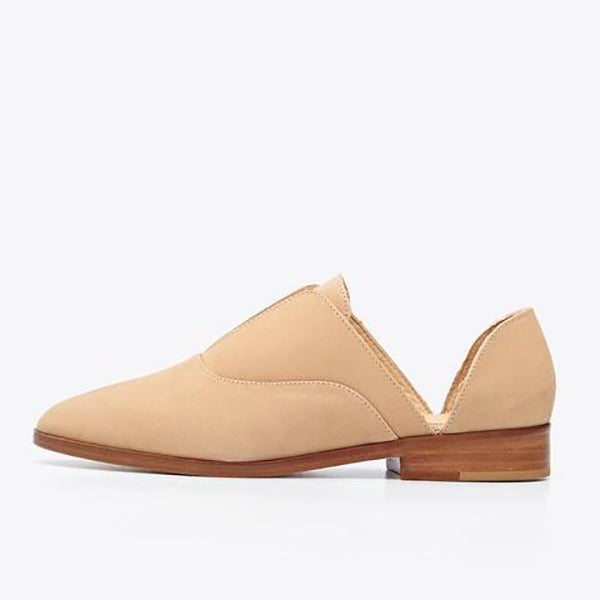 Casual Point Toe Flat Loafer Shoes