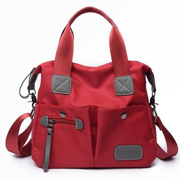 Women Waterproof Oxford Bag