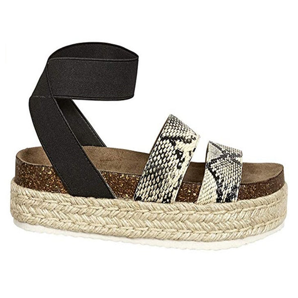 Daily Casual Platform Sandals