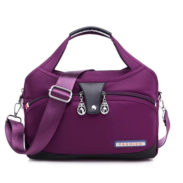 Fashion Multifunctional Waterproof Anti-theft Handbag