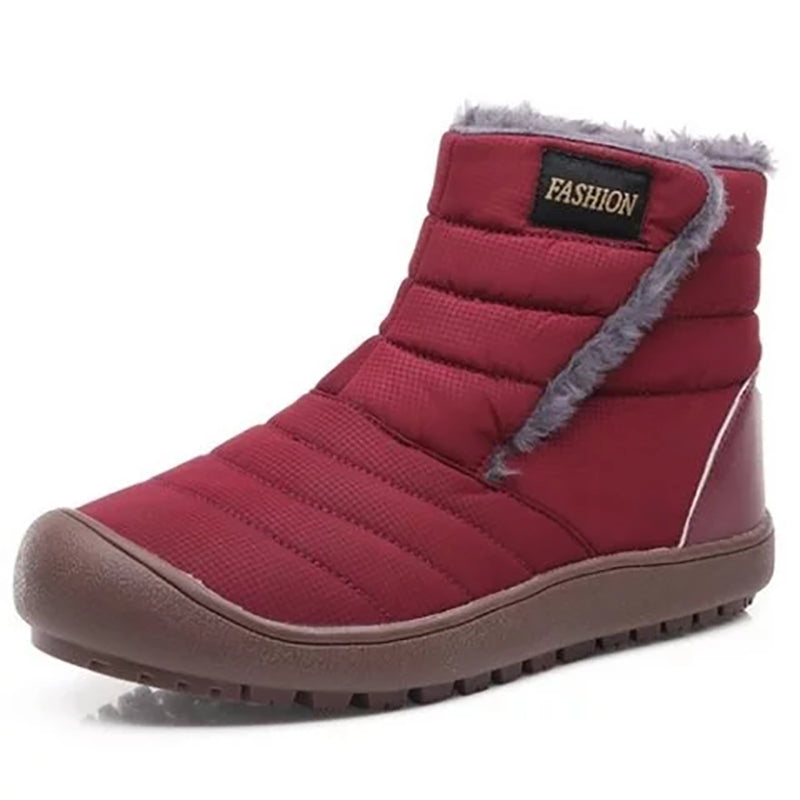 Non-slip Waterproof Warm Ankle Snow Boots