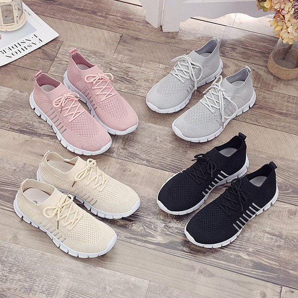 Comfy Breathable Slip-on Sneakers