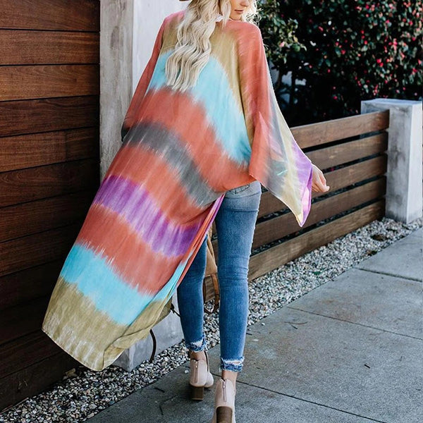 Multicolor Casual  Fall Outerwear Coats