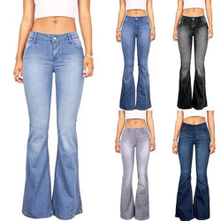 Women's Slim Stretch Jean Pants