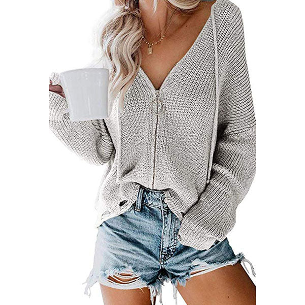 Fashion Long Sleeve Hooded Sweaters