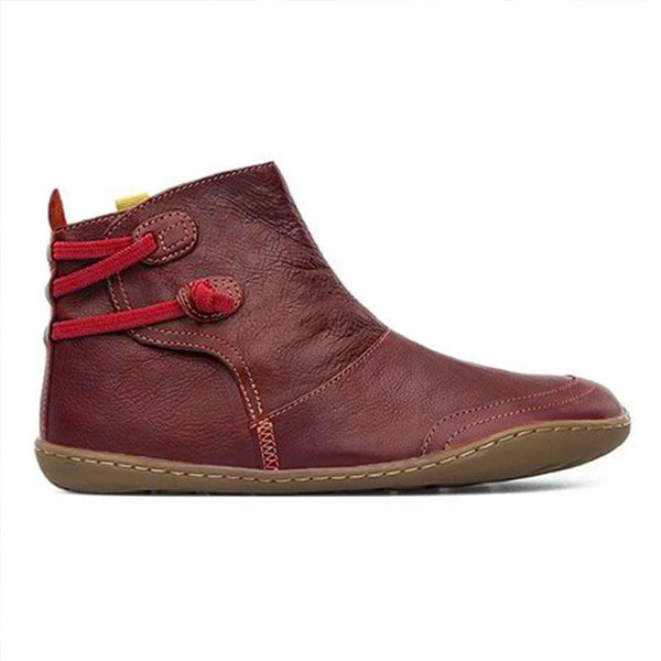 Casual Soft Solid Color Boots