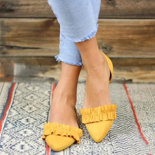 CASUAL DAILY MULES  FLATS