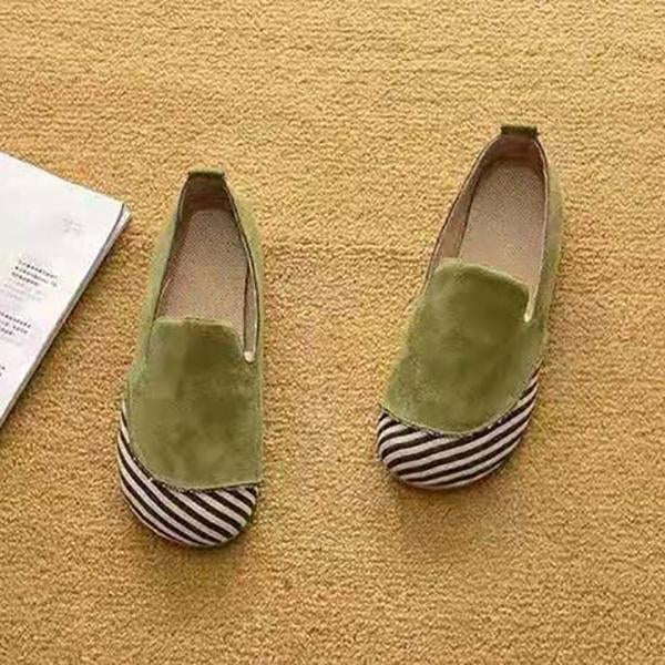 Women's Round Toe Casual Flats