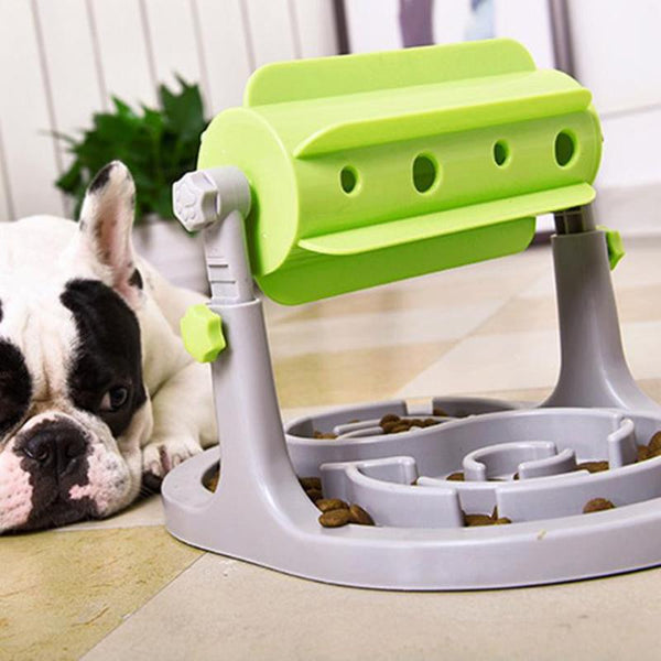 Roller Pet Slow Feeder