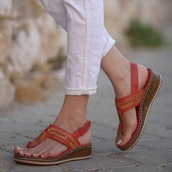 Fashion Casual Slip-on Sandals