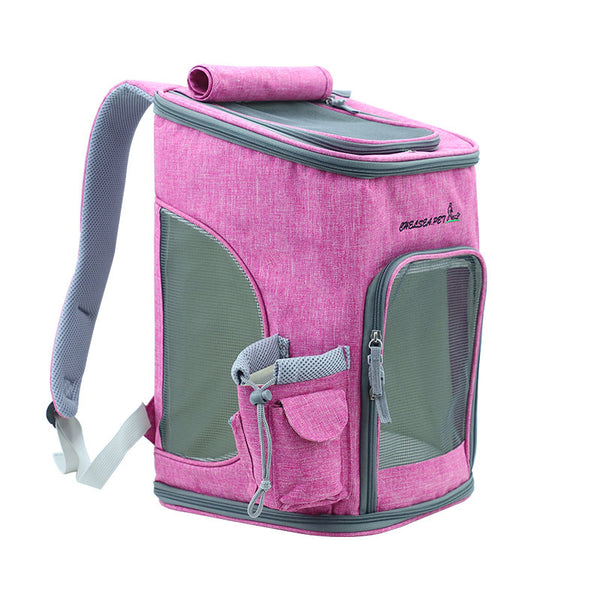 Pet Out Portable Backpack Shoulder Bag