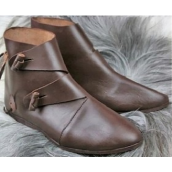 Women Solid Lace-Up Casual Boots