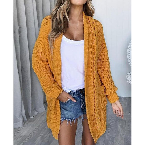 Casual Women Long Sleeve Coats