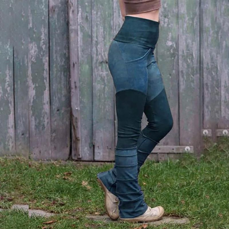Casual Solid Slim Soft Pants
