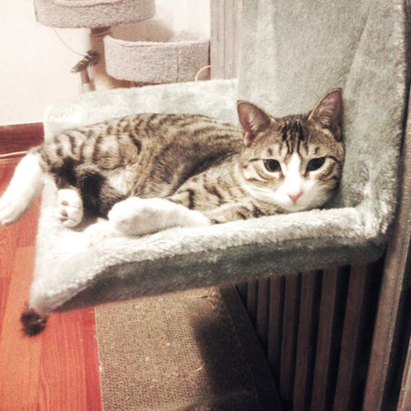 Pet Hanging Cosy Railing Radiator Hanging Cat Hammock
