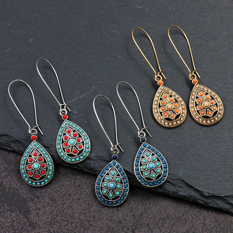 Fashion Women Bohemia Earring