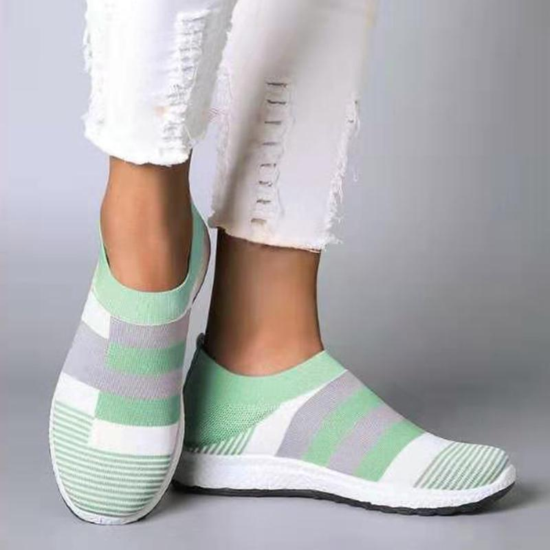 Soft Slip-on Flat Casual Sneakers