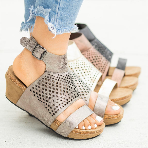 Wedge Casual Sandals