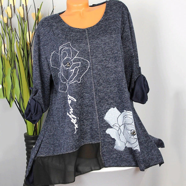 Casual Daily Comfortable Blouse
