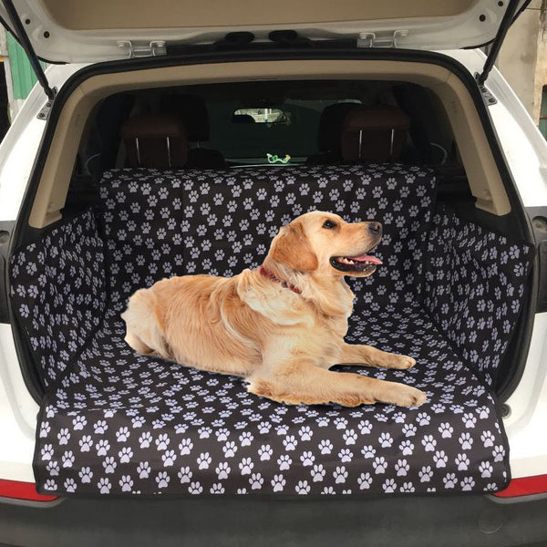 Travel Waterproof Mat SUV Trunk Pet Dog Car Seat Cover